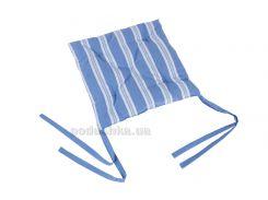 Подушка для стула LiMaSo GP07 Голубые полоски 40х40 см