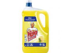 Средство жидкое для полов Mr. Proper Universal 5л Лимон s.07327