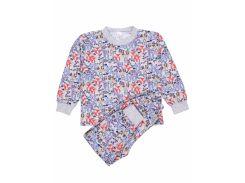 Пижама для девочки Татошка 01202звр футер 720313a6019e0
