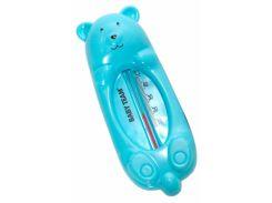 Термометр для воды Мишка Baby Team AKT-7302_мишка, голубой