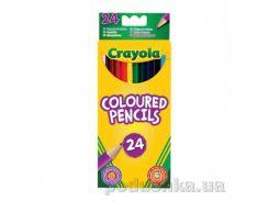 Цветные карандаши 24 шт Crayola 3624