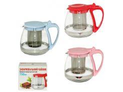 Заварочный чайник S&T 9109 750 мл