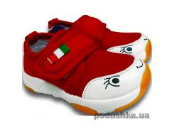 Кроссовки детские Apawwa P03-1 красный 25