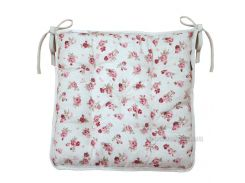 Подушка на стул Прованс Red rose 40х40 см
