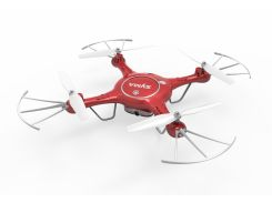 Квадрокоптер с 2,4 Ггц управлением и поворотной FPV-камерой (32 cм) Syma AKT-X5UW-D