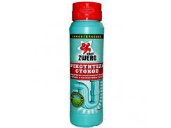 Очиститель стоков Kraft Zverg Биологический 500г 54214 KZ 4040448542140