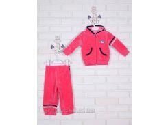Спортивный костюм Татошка 08335 розовый 104