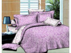Элементы постельного белья Spring ornaments L-1582 SoundSleep поплин простынь 200х220 см white