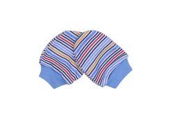 Царапки Татошка 126011 интерлок голубые в полоску