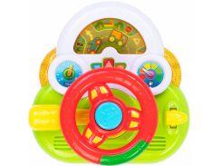 Интерактивный руль на присосках BeBeLino 58091