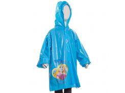 Плащ-дождевик Принцессы Disney (Arditex) голубой WD9812 blue-2 104-110
