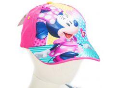 Кепка Минни Маус Disney (Arditex) розовая с голубым WD12000 blue+pink 44-46