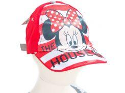 Кепка Минни Маус Disney (Arditex) красная WD12041 stripe 54-56
