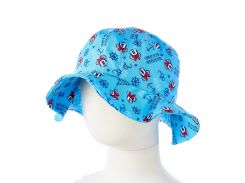 Панамка Минни Маус Disney (Arditex) голубая WD11027 blue 50-52