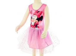 Платье для танцев Минни Маус Disney (Arditex) розовое WD11043 116-122