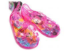 Босоножки мыльницы Минни Маус Disney (Arditex) розовые WD12011 27