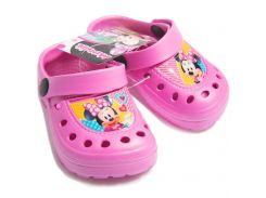 Сабо Минни Маус Disney (Arditex) розовые WD12008 30