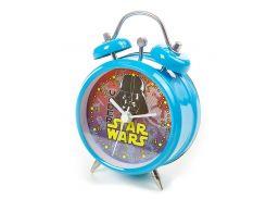 Будильник Звездные войны Disney (Arditex) голубой SW9503 blue