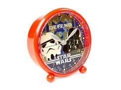 Будильник Звездные войны Disney (Arditex) красный SW9504 red