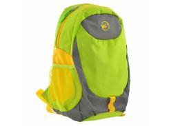 Рюкзак спортивный Yes SL-01 салатовый