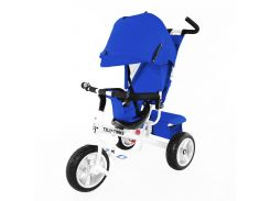 трехколесный велосипед tilly trike t-371 blue