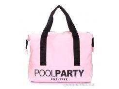 Коттоновая сумка Poolparty pool 12 rose