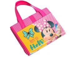 Пляжная сумка-коврик Минни Маус Disney (Arditex) розовый WD12013