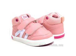 Кроссовки детские Apawwa C11 pink 21
