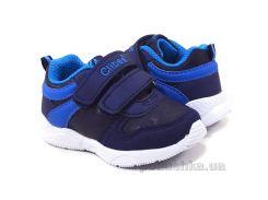 Кроссовки детские Clibee F730 blue-blue 23