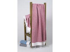Полотенце пляжное Irya Sare pembe розовое 90х170 см