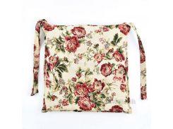 Подушка для стула Emilia Arredamento Розарий 40х40 см