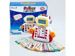 Обучающая игрушка Zhorya Умный Я Робот Шунтик 00000076111