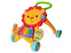 Интерактивная каталка-ходунки Bambi Baby Walker 00-00138549