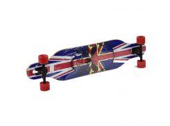 Лонгборд Best Scooter F 22231 Британский Флаг