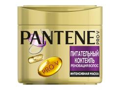 Маска для волос Pantene Pro-V Питательный коктейль для ослабленных волос 300 мл 8001090821713