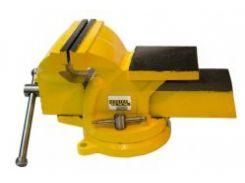 Тиски слесарные MASTER TOOLповоротные 125 мм (07-0212)