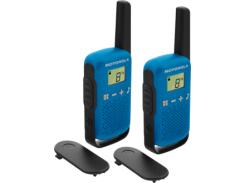 Рации Motorola TALKABOUT T42 BLUE TWIN PACK (Гр8217)