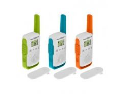 Рации Motorola TALKABOUT T42 TRIPLE PACK (Гр8218)