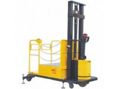 Подъемная электрическая платформа GROSSLIFT SDD0445 (400 кг, 4500 мм) (10102)