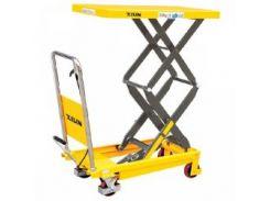 Стол подъёмный гидравлический GROSSLIF SPS350 (350 кг, 1300 мм) (10401)