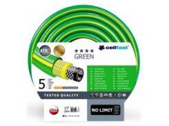 """Шланг поливочный CELLFAST Green ATS2, 1/2"""", 25 м (15-100)"""