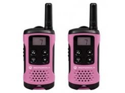 Рация MOTOROLA TLKR-T41 Pink Twin Pack ( BN )