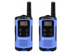 Рация MOTOROLA TLKR-T41 Blue Twin Pack ( BН )