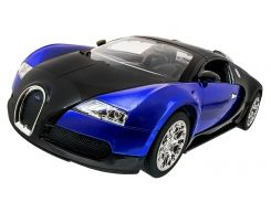 Машинка р/у 1:14 Meizhi Bugatti Veyron (синий)