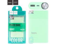 Power Bank Hoco B30 8000 mAh бирюзовый