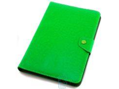 Чехол-книжка 9 дюймов уголки-магнит NEW Зеленый
