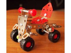 Металлический конструктор Квадроцикл