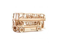 Механический пазл Лондонский автобус