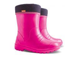 Резиновые сапоги розовые DINO F DEMAR 20-37 (Пара)