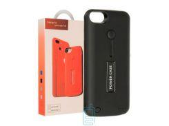 "Чехол-аккумулятор Back Clip Holder Apple iPhone 6+/7+/8+ 5,5"" 5800 mAh черный"